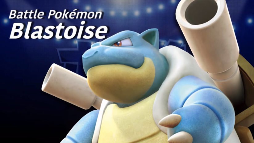 DLC Battle Pack 2 de Pokken Tournament DX : Tortank