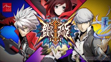 BlazBlue : Cross Tag Battle se dévoile dans un opening