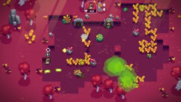 Du gameplay pour Blazing Beaks