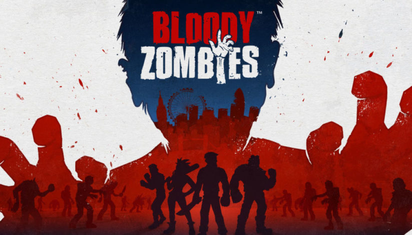 Cover du jeu Bloody Zombies sur Nintendo Switch