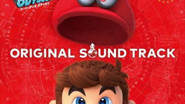 La bande originale de Super Mario Odyssey aura sa version physique