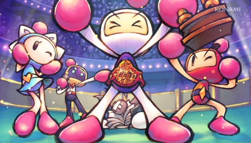 Image du jeu Super Bomberman R sur Nintendo Switch
