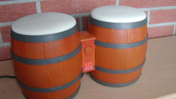 Image des bongos de Donkey Kong Jungle Beat