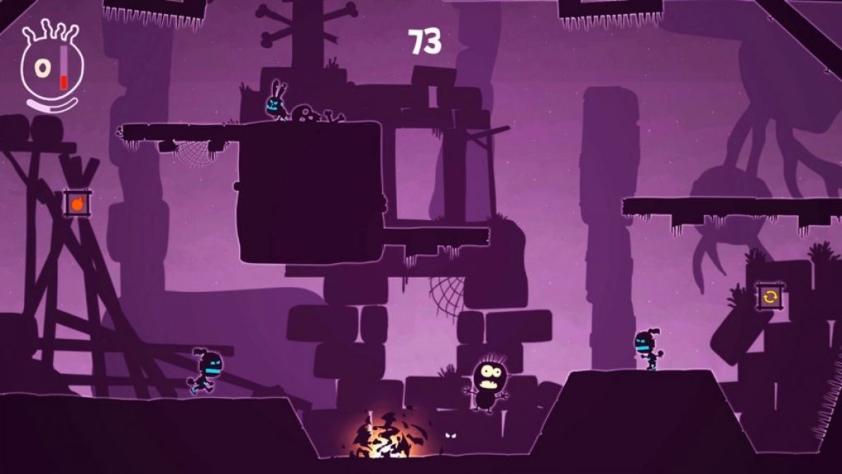 Bouncy Bob arrive sur Switch