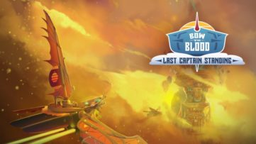 Jeu Bow To Blood : Last Captain Standing sur Nintendo Switch - artwork du jeu