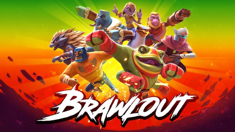 Image du jeu Brawlout sur Nintendo Switch : Présentation des personnages