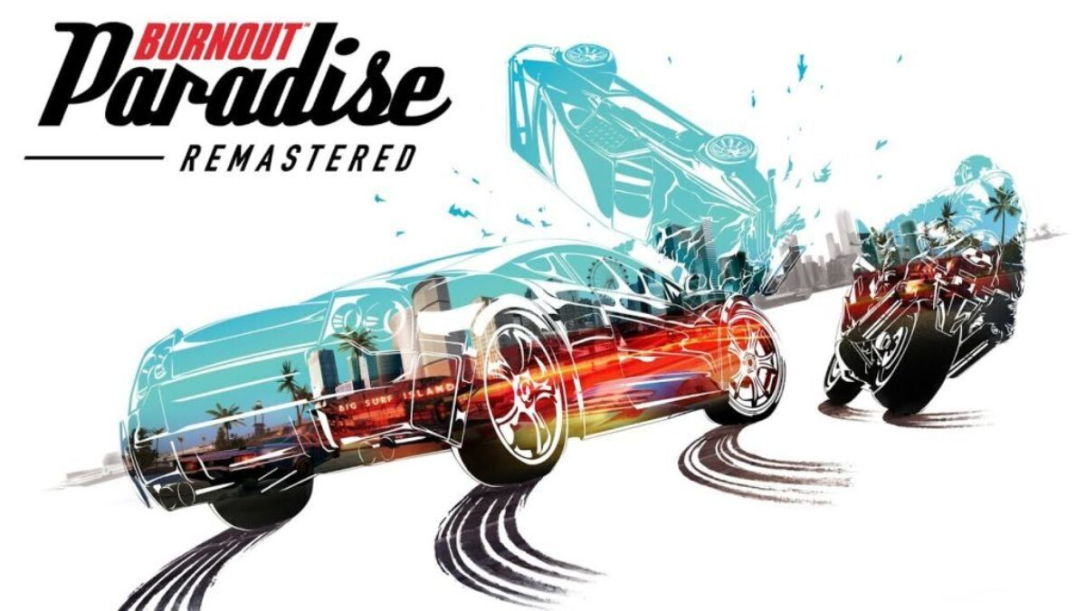 Jeu Burnout Paradise Remastered sur Nintendo Switch : cover