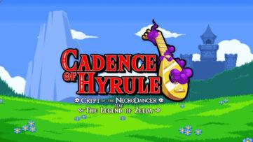 Cadence Of Hyrule : une sortie au mois de juin confirmée sur Nintendo Switch