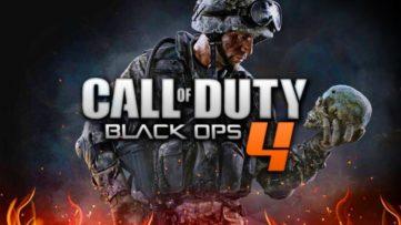 Le prochain Call of Duty: Black Ops 4 serait sur la Switch