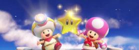 Jeu Captain Toad : Treasure Tracker sur Nintendo Switch : Toad et Toadette obtiennent leur première étoile