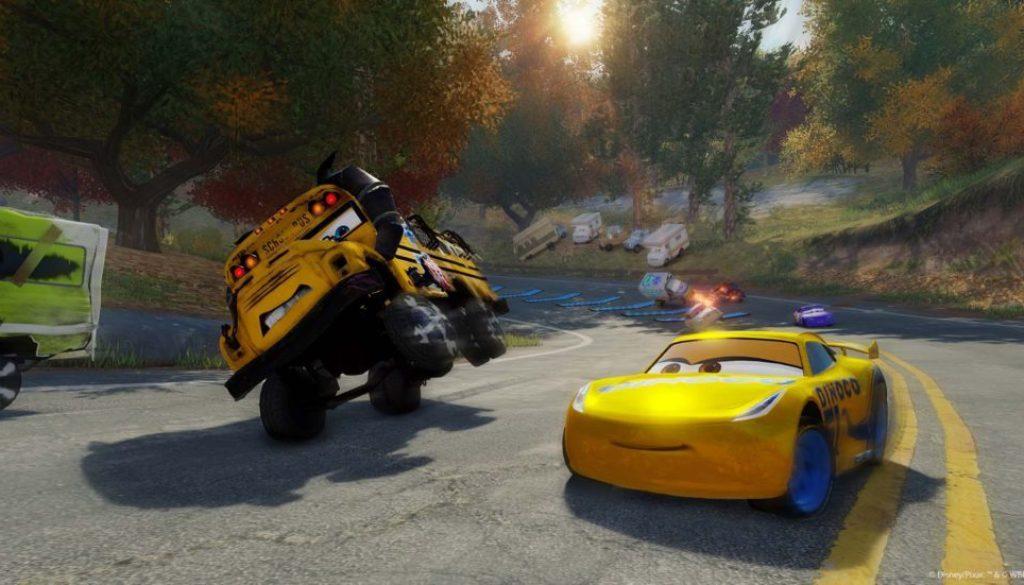 Cars 3 : Course vers la victoire arrive à toute allure avec 6 modes de jeu