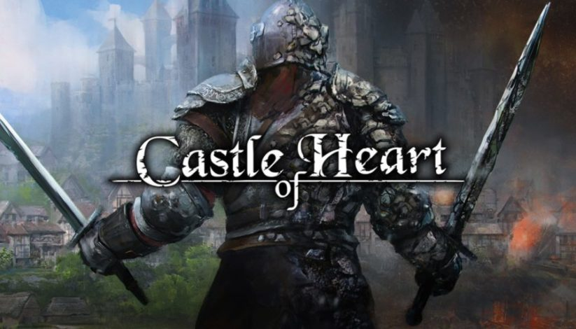 Jeu Castle of Heart sur Nintendo Switch : cover