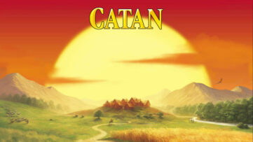 Jeu Catan sur Nintendo Switch : artwork du jeu
