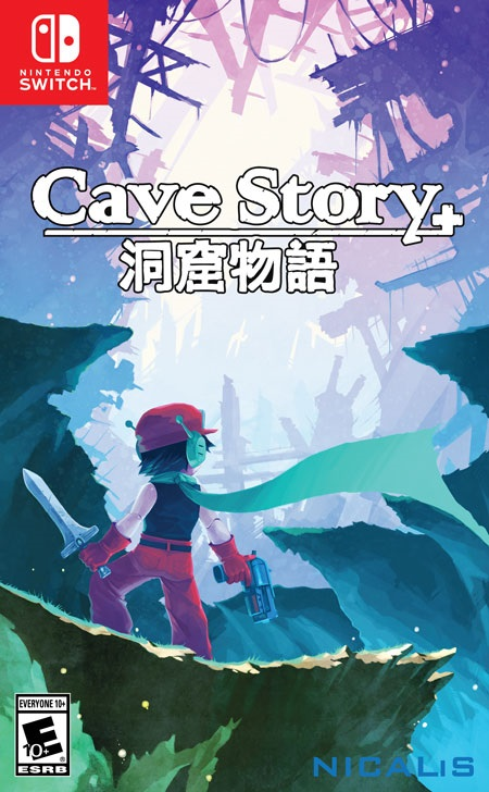 Cave Story+ arrive le 20 juin sur Switch