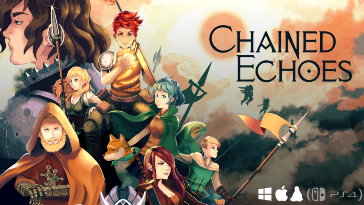 Chained Echoes est financé via kickstarter et promet une version Nintendo Switch