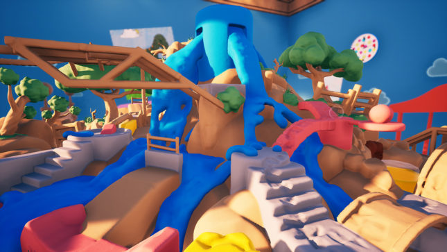 Jeu Claybook sur Nintendo Switch : au coeur du volcan