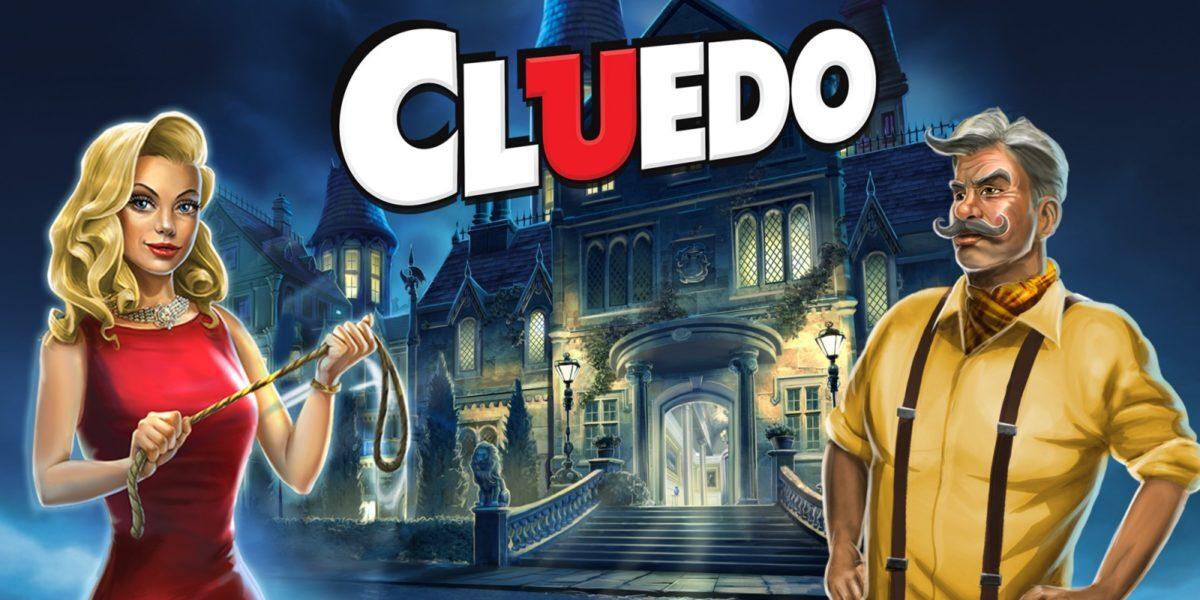 Jeu Cluedo sur Nintendo Switch : artwork du jeu