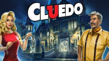 Jeu Cluedo sur Nintendo Switch : artwork du jeu