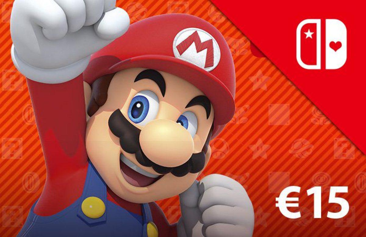 Concours : gagnez 2 cartes prépayées Nintendo eShop de 15€