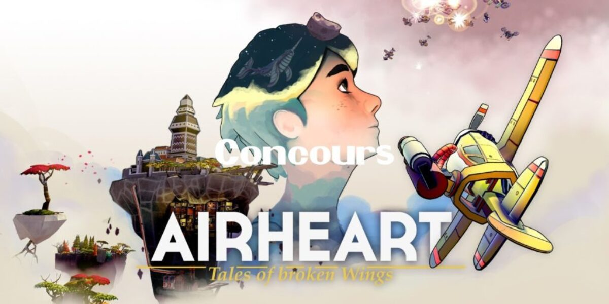 Concours : gagnez 2 codes pour Airheart – Tales Of Broken Wings