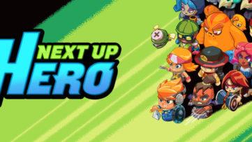 Concours : gagnez 9 accès VIP à la bêta Next Up Hero