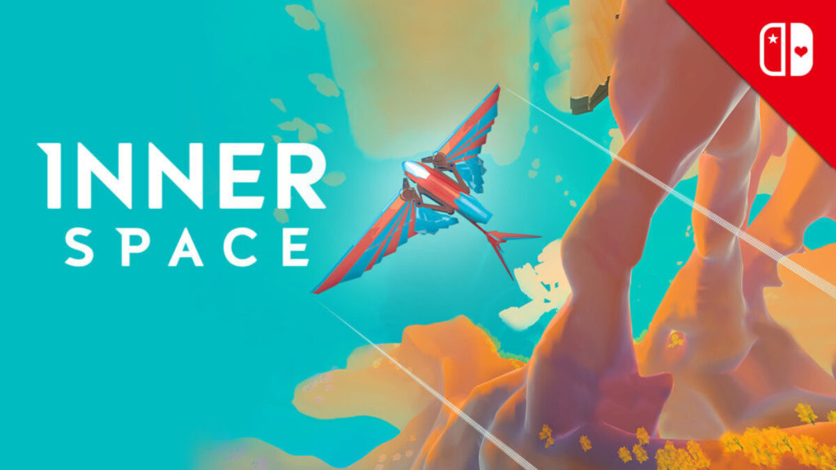 Concours : gagnez 2 jeux InnerSpace pour Nintendo Switch