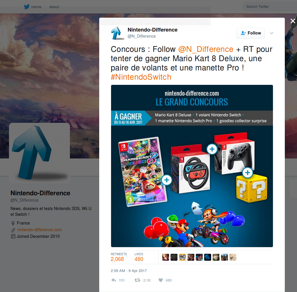 Concours : gagnez la combo Mario Kart 8 Deluxe + 2 volants + manette Switch Pro + 1 goodies collector