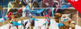 Concours : gagnez le pack Amiibos des Prodiges Zelda Breath of the Wild