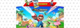 Concours : gagnez 1 figurine Lapin Mario taille réelle (1m50) et des figurines ou goodies Mario + The Lapins Crétins Kingdom Battle