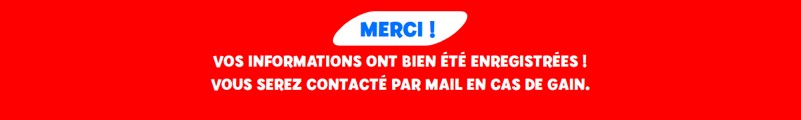Concours Fnac Mario + The Lapins Crétins Kingdom Battle : confirmation de participation