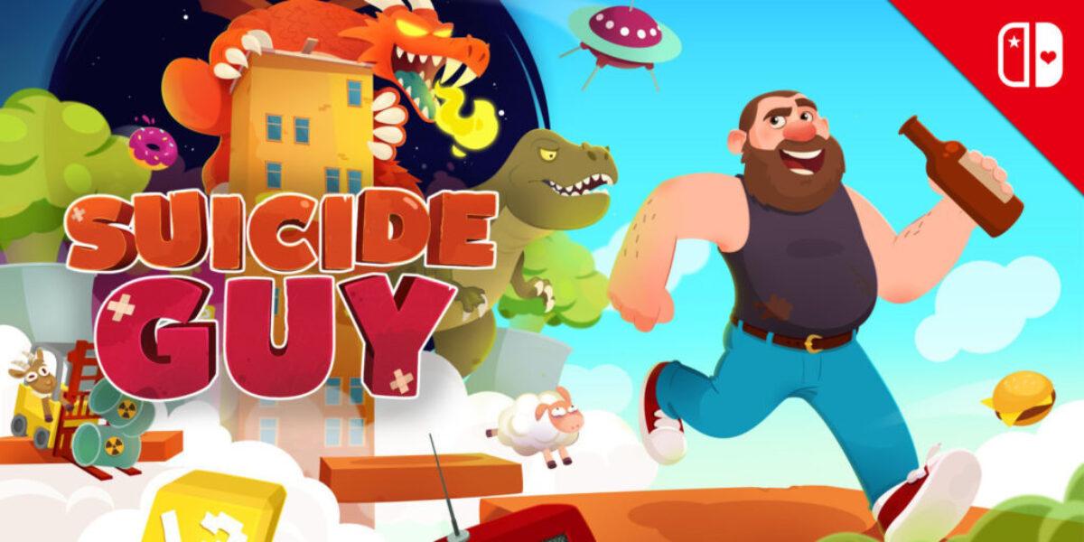 Concours : gagnez 2 jeux Suicide Guy