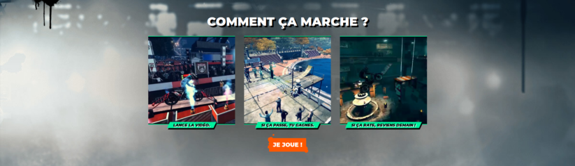 Concours Trials Rising : instant gagnant