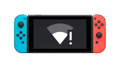 Bug : si votre Switch ne veut pas se connecter à Internet, pensez à la redémarrer