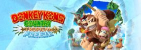Cover du jeu Nintendo Switch Donkey Kong Country Tropical Freeze