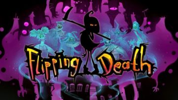 Cover de Flipping Death