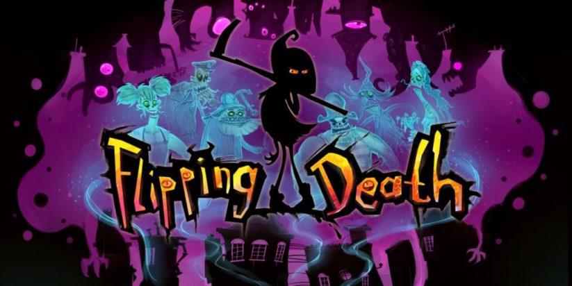 Cover de Flipping Death