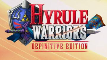 Cover du jeu Hyrule Warriors: Definitive Edition sur Nintendo Switch