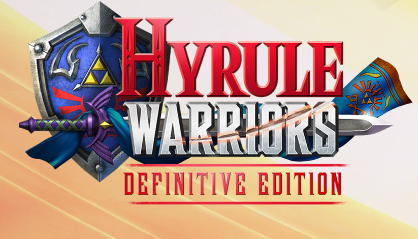 Cover du jeu Hyrule Warriors: Definitive Edition sur Nintendo Switch