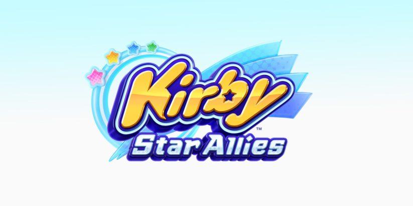 Cover de Kirby Star Allies sur Nintendo Switch