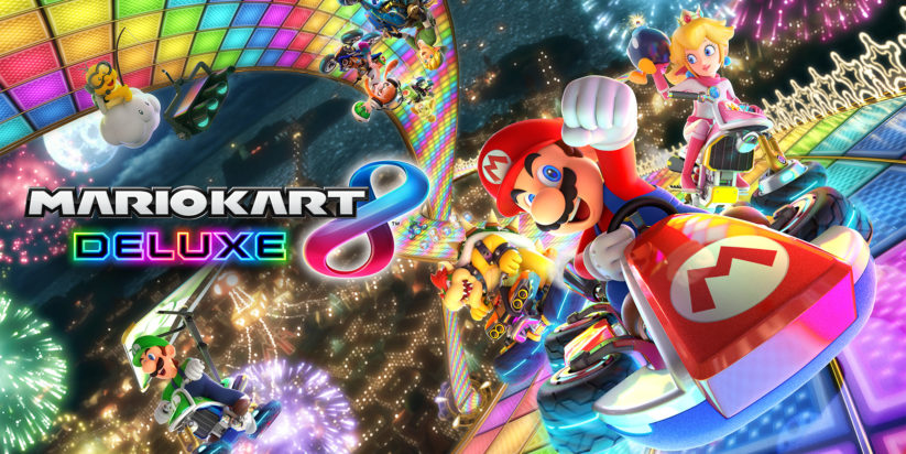 Cover de Mario Kart 8 Deluxe