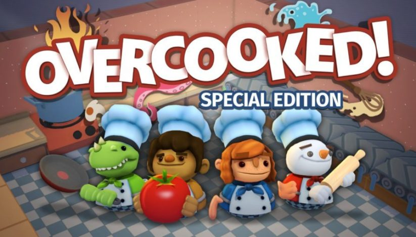 Cover du jeu Overcooked sur Nintendo Switch