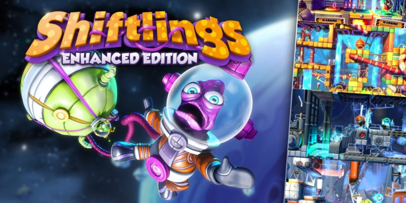 Cover du jeu Shiftlings : Enhanced Edition sur Nintendo Switch