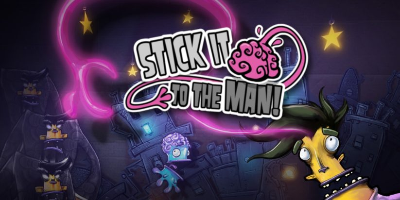 Cover de Stick It To The Man