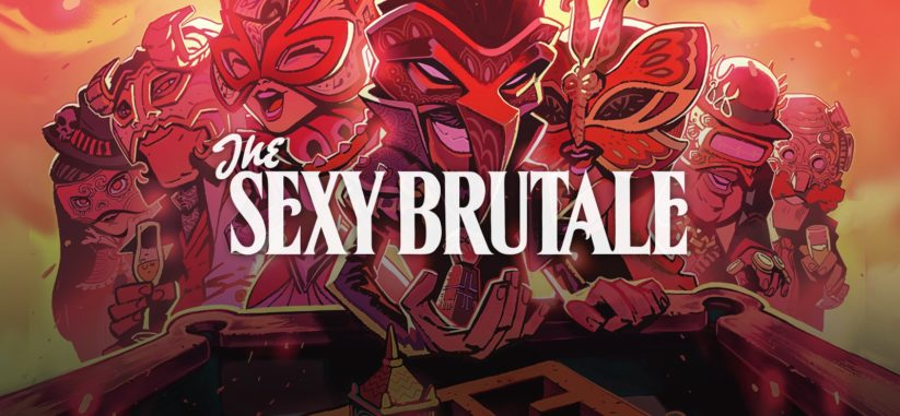 Cover de The Sexy Brutale