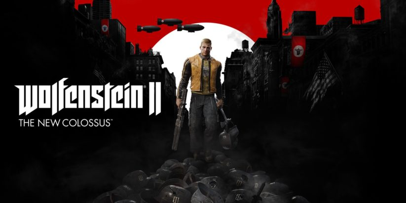Cover du jeu Wolfenstein 2: The New Colossus