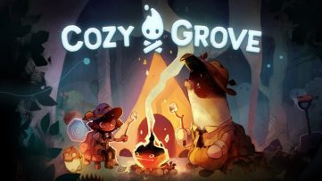 Jeu Cozy Grove sur Nintendo Switch - artwork du jeu