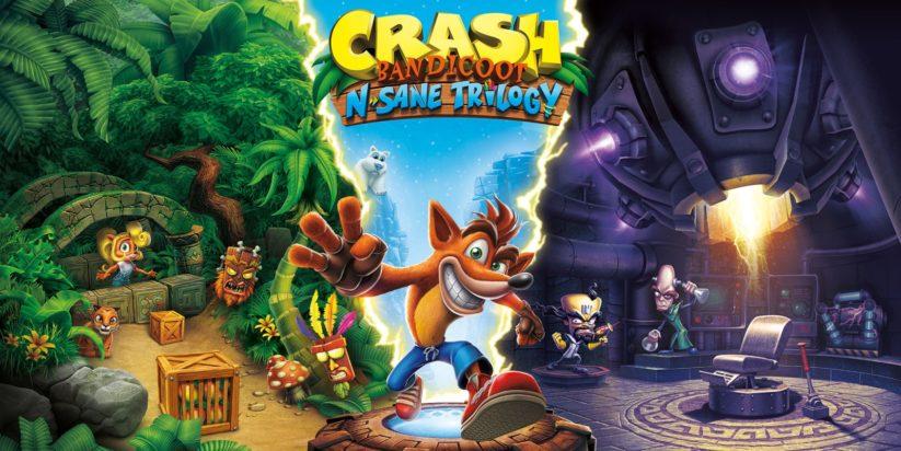 Crash Bandicoot N Sane Trilogy sort le 30 juin prochain
