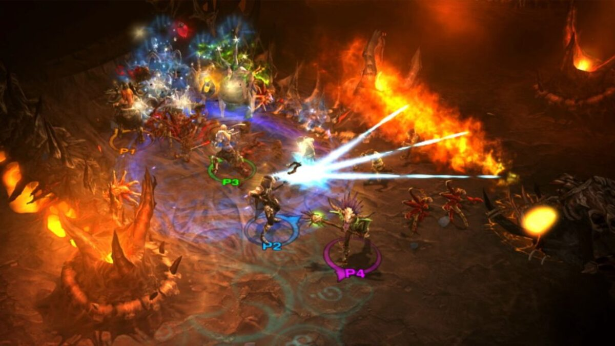 Blizzard a hâte d'ajouter le cross-play à Diablo III: Eternal Collection