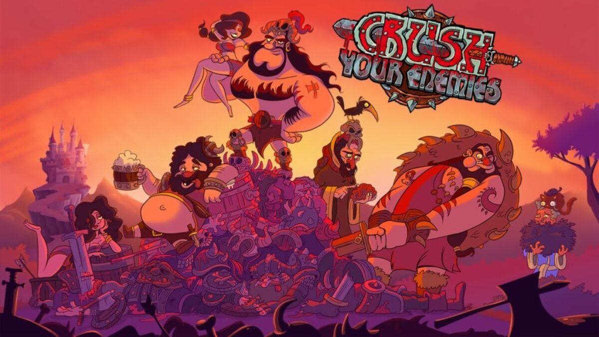 Jeu Crush Your Enemies sur Nintendo Switch : artwork du jeu
