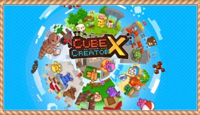 Cube Creator X sort le 26 avril sur Switch